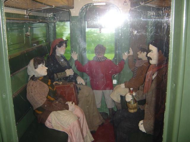 Visite du musée du train de Mulhouse Vacanc51