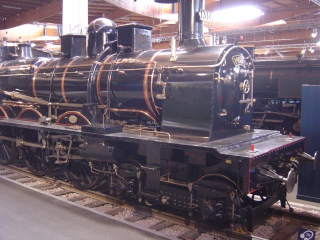 Visite du musée du train de Mulhouse Vacanc54