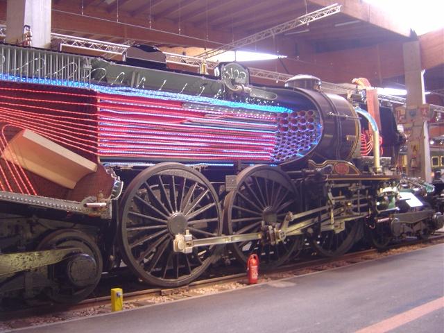 Visite du musée du train de Mulhouse Vacanc55