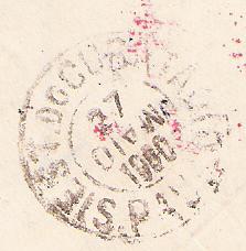 nach - Südamerikafahrt 1930, Post nach Rio de Janeiro - Seite 2 Danzig11