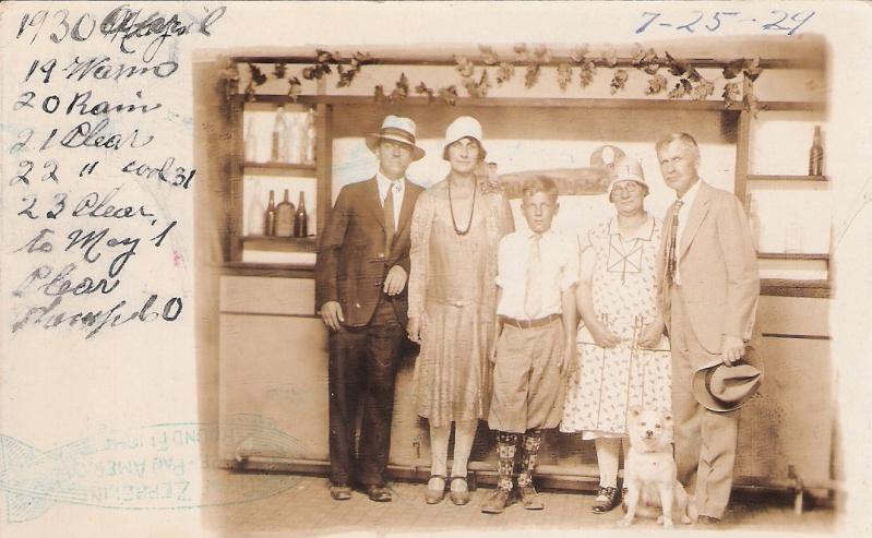 """Südamerikafahrt 1930 (Rundfahrt-) Post nach Friedrichshafen"""" - Seite 5 Sa30_m11"""
