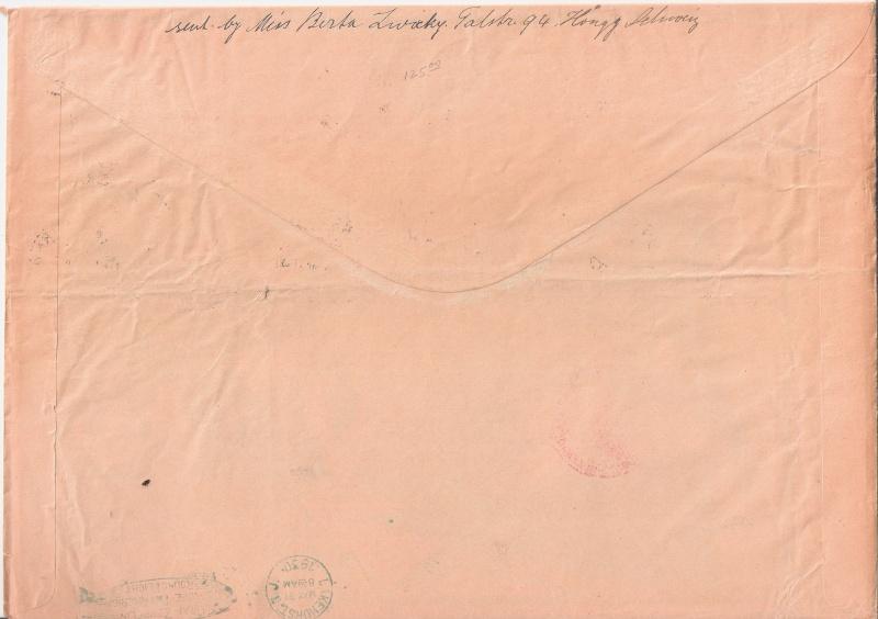 nach - Südamerikafahrt 1930, Post nach Lakehurst - Seite 4 Zwicky11