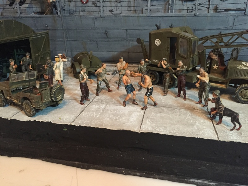 Diorama Pearl Harbour - 1/35 - Page 7 Img_2110