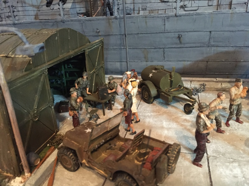 Diorama Pearl Harbour - 1/35 - Page 7 Img_2111