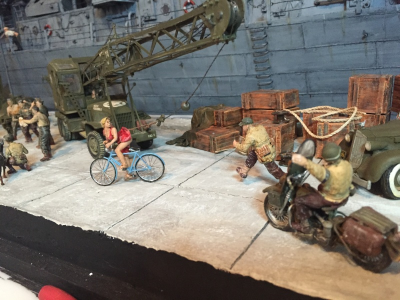 Diorama Pearl Harbour - 1/35 - Page 7 Img_2113