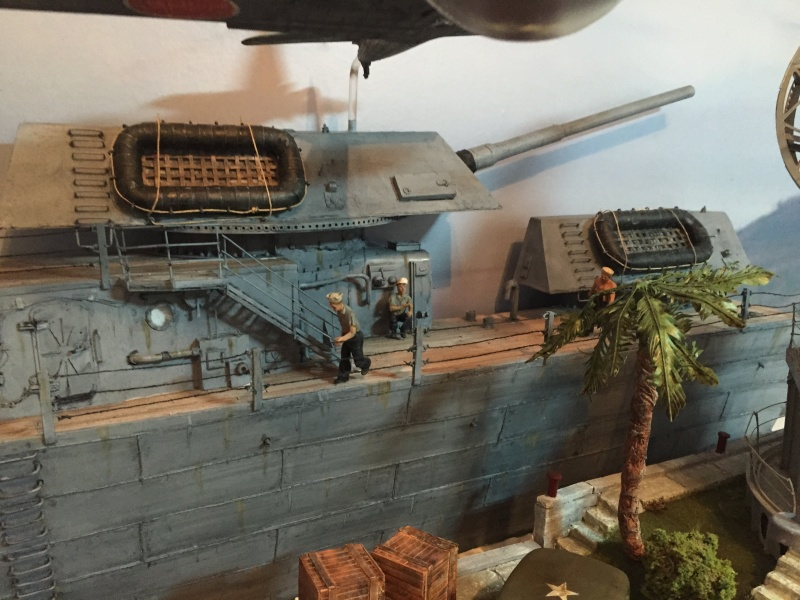 Diorama Pearl Harbour - 1/35 - Page 7 Img_2115