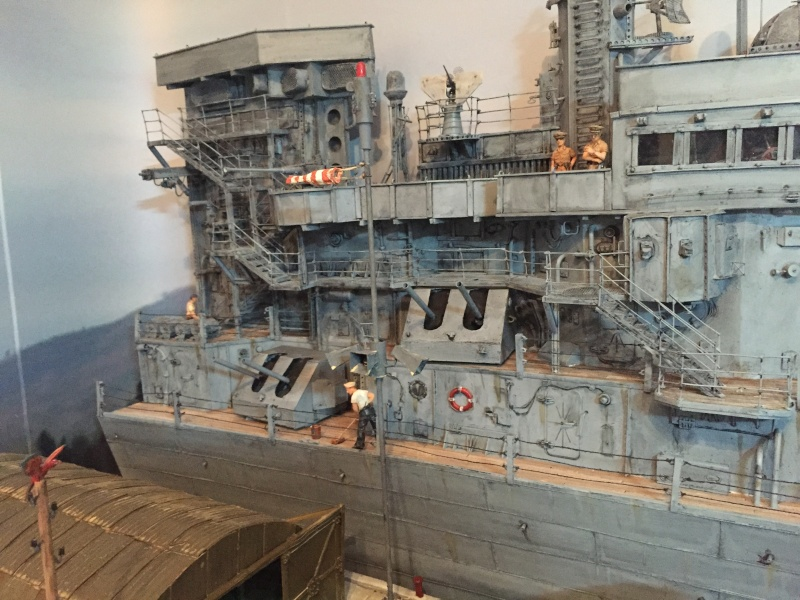 Diorama Pearl Harbour - 1/35 - Page 7 Img_2116