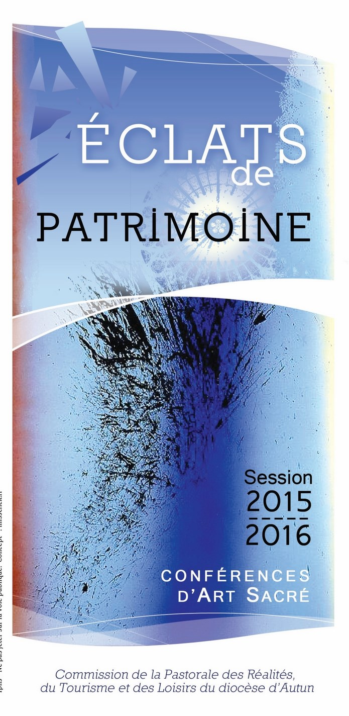 Pastorale du Tourisme Saône et Loire 2015  2016 Eclats10