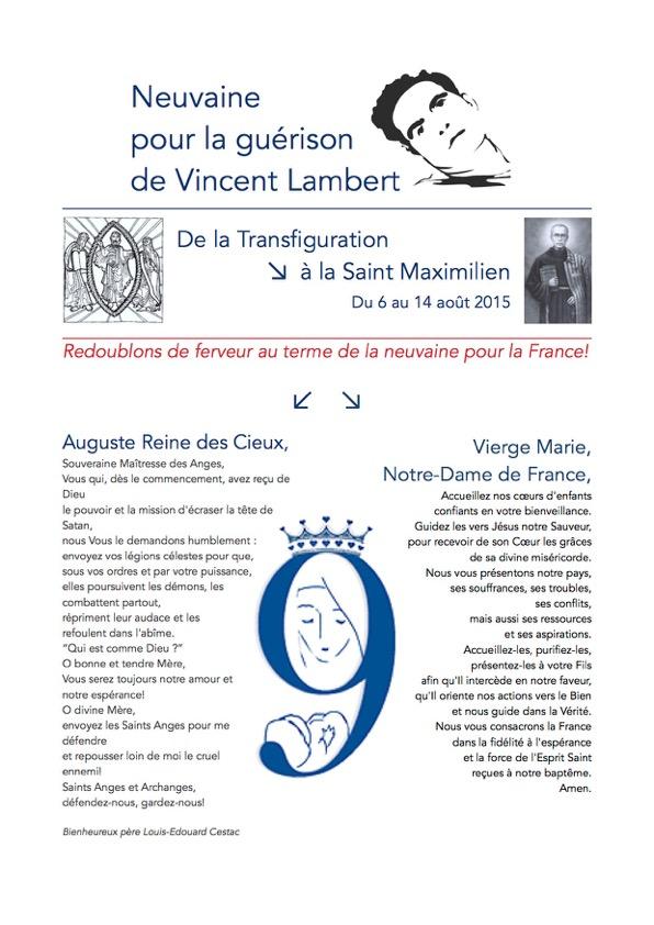 Du 6 au 14 août Neuvaine pour la guérison de Vincent Lambert 6a00d812