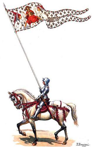 Le cœur de sainte Jeanne d'Arc est resté intact ! Jeanne10