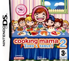 [DOSSIER] Cooking Mama Cma2ds10