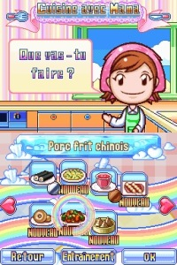 [DOSSIER] Cooking Mama Cookin16