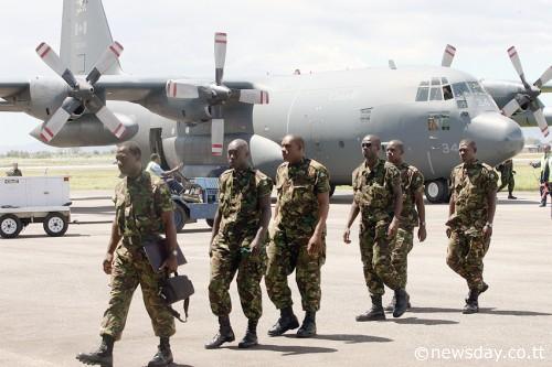 Armée de La Barbade / Barbados Defence Force ( BDF ) Bar210