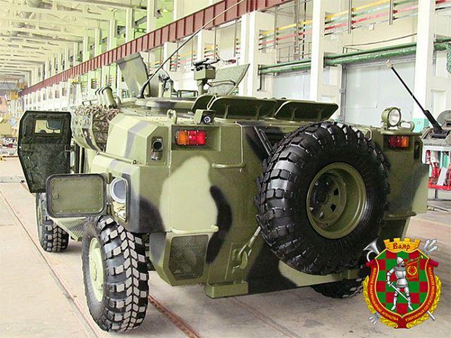 Armée Biélorusse / Armed Forces of Belarus - Page 4 Bela110
