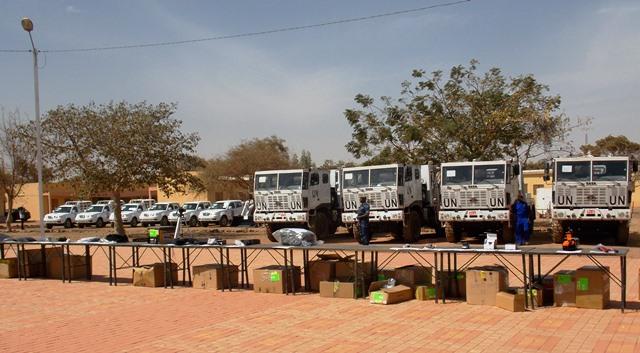 Armée nationale Burkinabé / Military of Burkina Faso - Page 2 Burkin10
