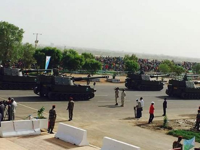 Armée djiboutienne / Djibouti National Army - Page 2 Djib10