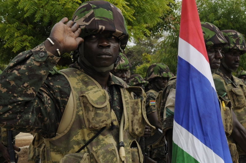 Armée Nationale Gambienne / Gambian National Army Gambie10