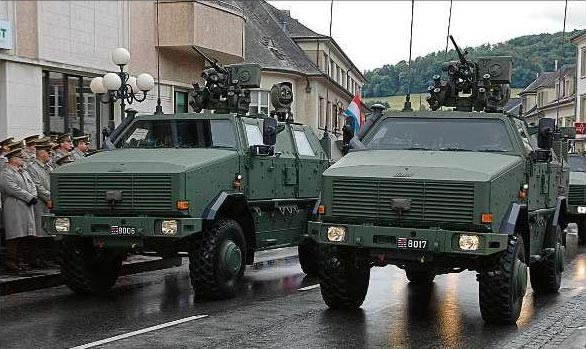 Armée Luxembourgeoise. Luxemb10