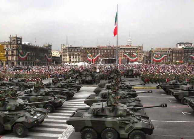 Armée Mexicaine / Mexican Armed Forces / Fuerzas Armadas de Mexico - Page 6 Mexiqu10