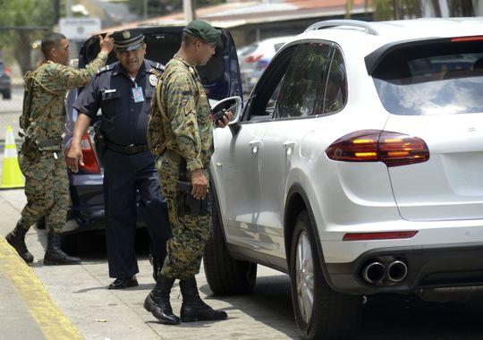 Force publique de défense panaméenne Panama10