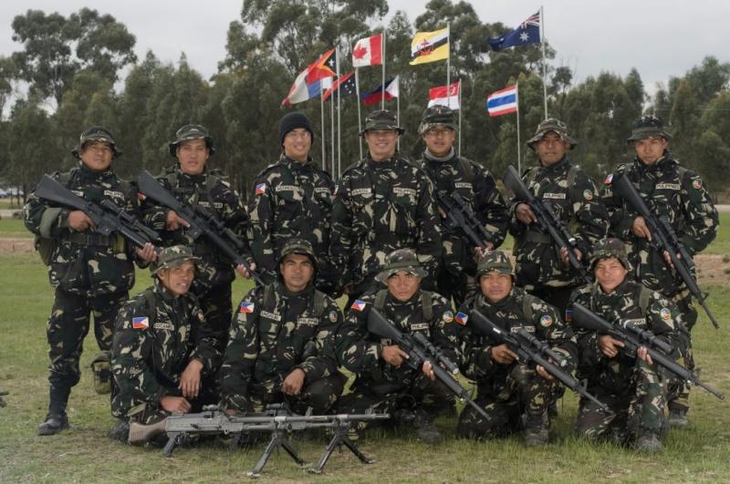 Force de défense de Papouasie Nouvelle-Guinée  / Papua New Guinea Defence Force (PNGDF) Pua710