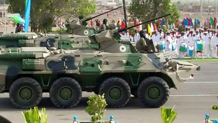Armée djiboutienne / Djibouti National Army - Page 2 017