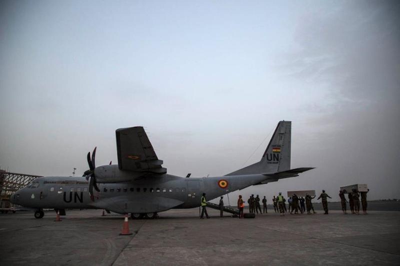 Intervention militaire au Mali - Opération Serval - Page 3 035