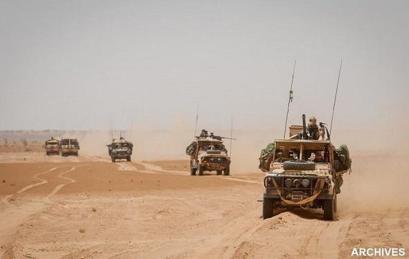 Intervention militaire au Mali - Opération Serval - Page 3 1103