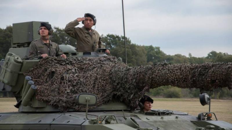 Armée argentine/Fuerzas Armadas de la Republica Argentina - Page 11 1111