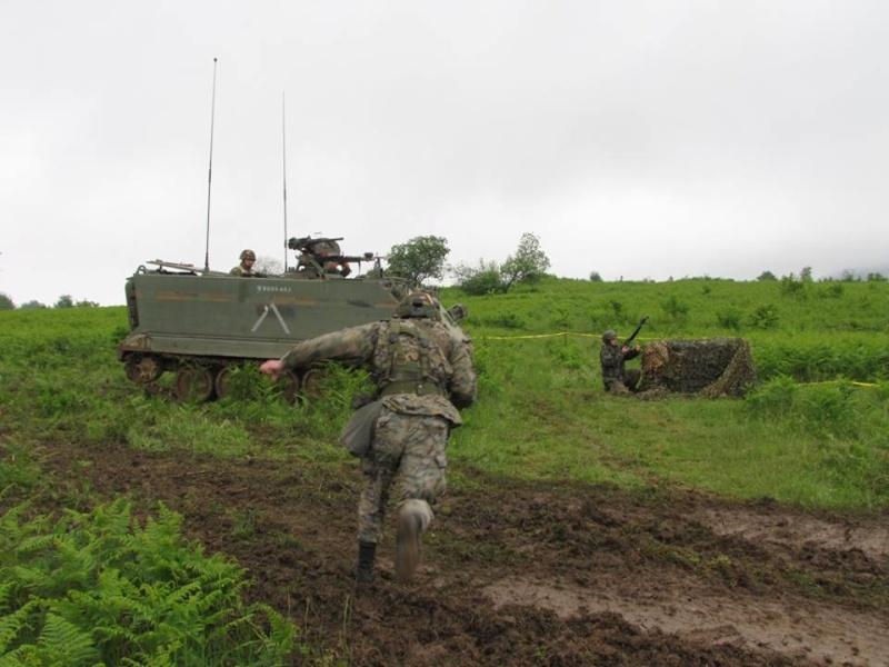 Forces armées de Bosnie et d'Herzégovine 1123