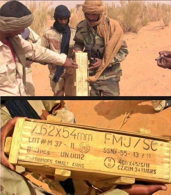 Intervention militaire au Mali - Opération Serval - Page 3 116
