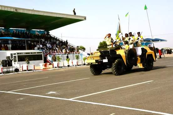Armée djiboutienne / Djibouti National Army - Page 2 1326