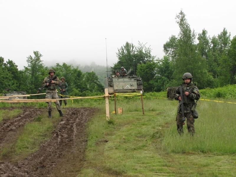 Forces armées de Bosnie et d'Herzégovine 1417