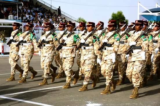 Armée djiboutienne / Djibouti National Army - Page 2 1426