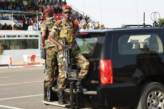 Armée djiboutienne / Djibouti National Army - Page 2 1523