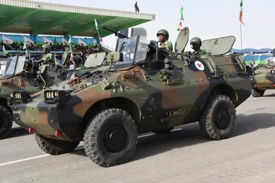 Armée djiboutienne / Djibouti National Army - Page 2 184