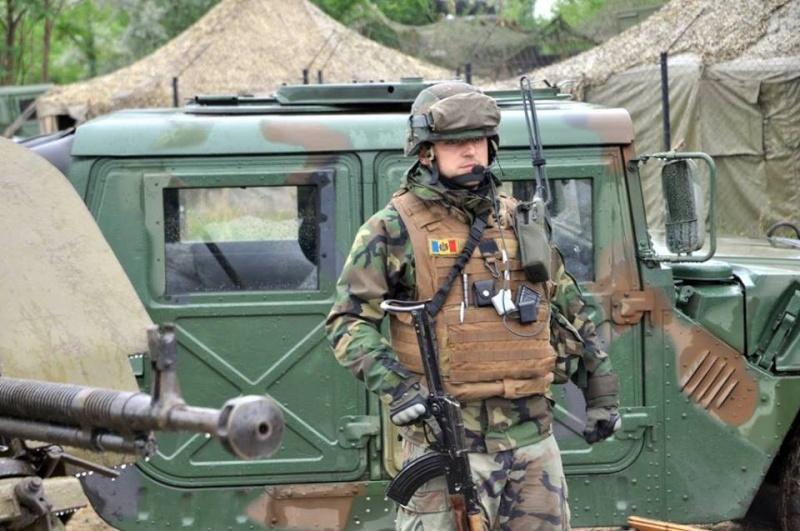 Forces armées moldaves 1a40