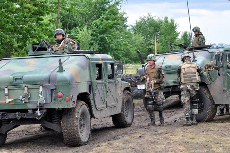Forces armées moldaves 1c22