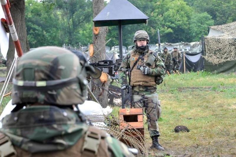 Forces armées moldaves 1f112