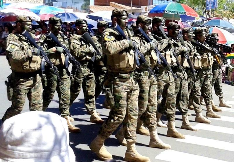 Armée bolivienne - Page 2 2031