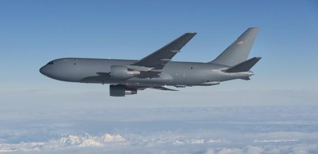 Boeing  KC-46  211