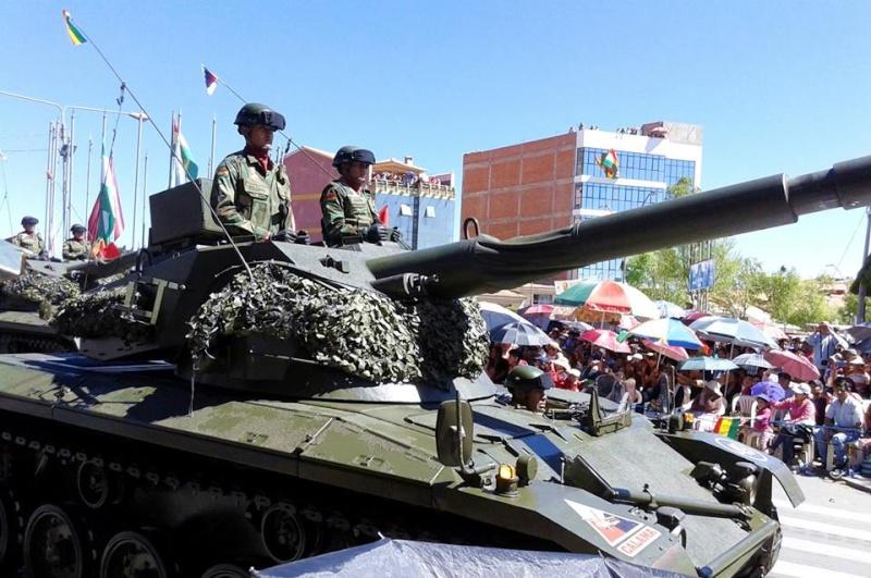Armée bolivienne - Page 2 2228