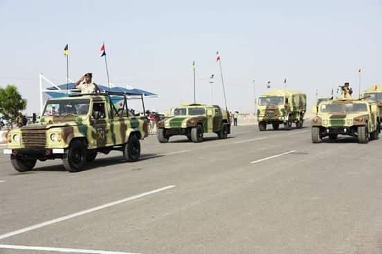 Armée djiboutienne / Djibouti National Army - Page 2 236
