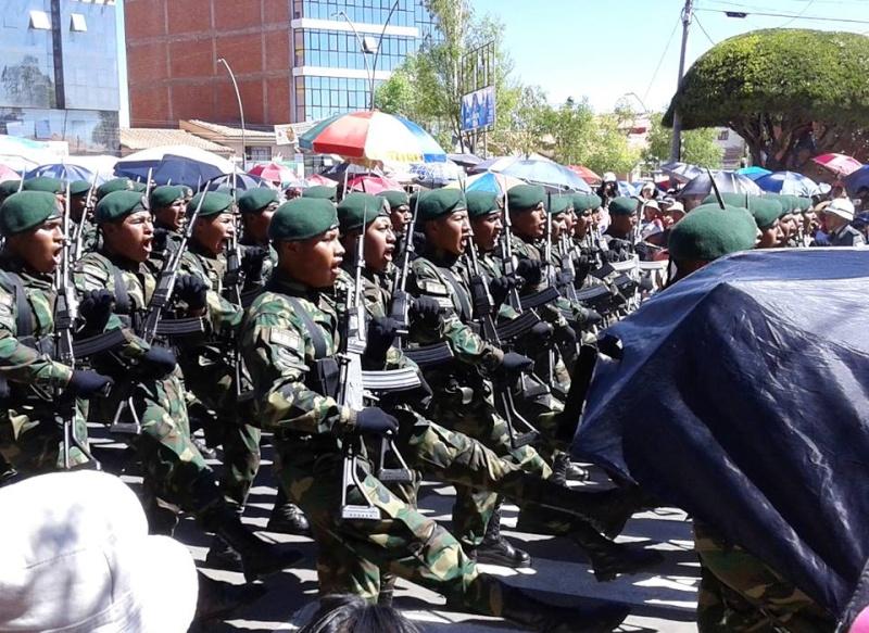 Armée bolivienne - Page 2 2623