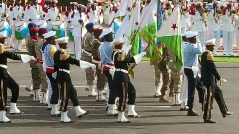 Armée djiboutienne / Djibouti National Army - Page 2 2b13
