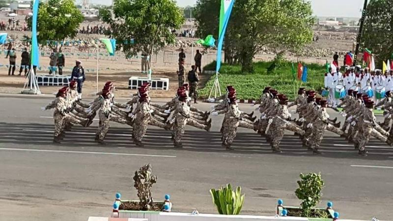 Armée djiboutienne / Djibouti National Army - Page 2 2c12
