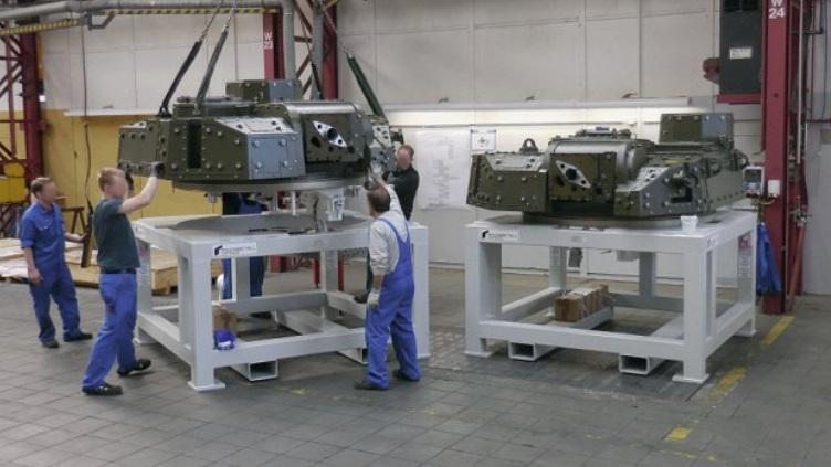 Industrie de defense Allemande / die deutsche Rüstungsindustrie - Page 3 3157