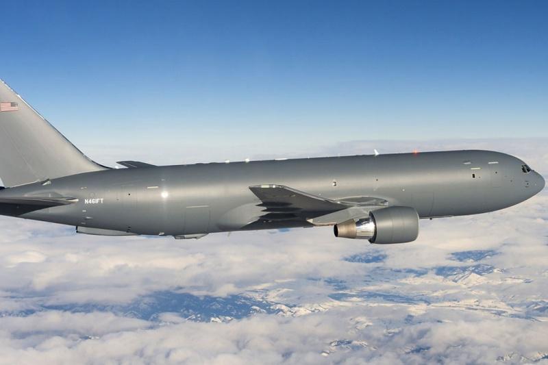 Boeing  KC-46  3223