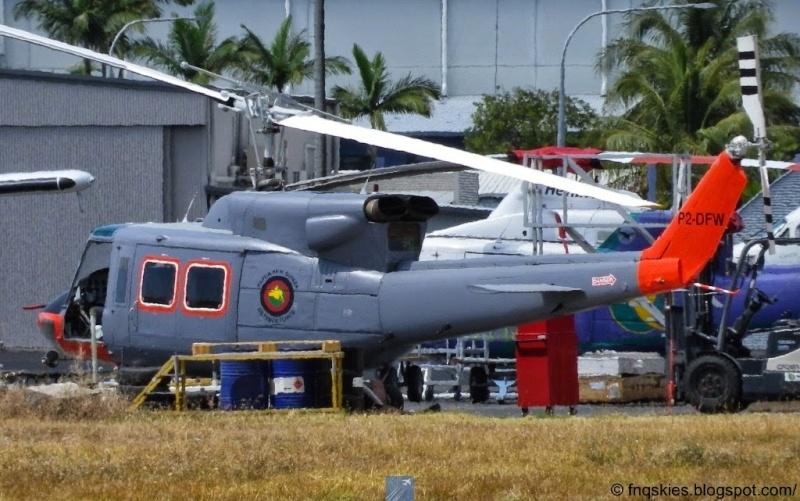 Force de défense de Papouasie Nouvelle-Guinée  / Papua New Guinea Defence Force (PNGDF) 3226