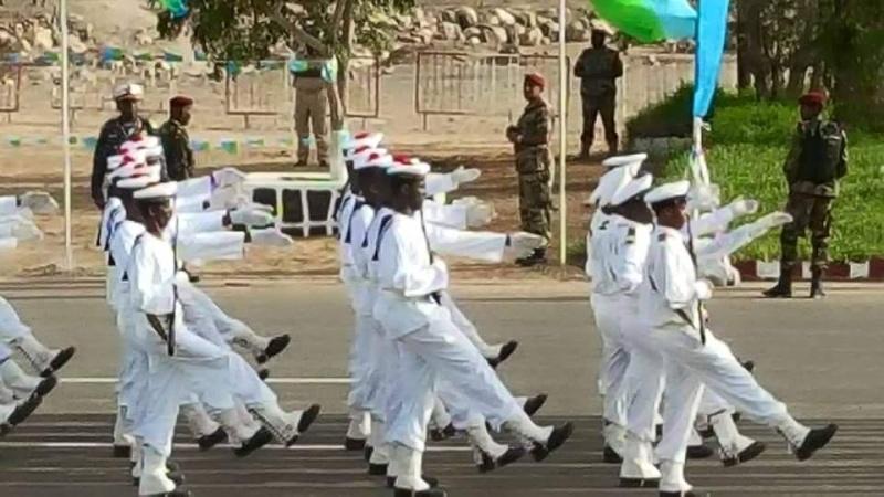 Armée djiboutienne / Djibouti National Army - Page 2 328